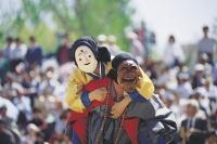 韓国秋のお祭・安東仮面劇祭